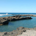 piscine naturelle aux Canaries